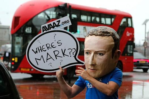 Where's Mark?