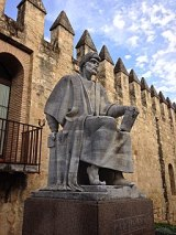 Image source Wikimedia Commons https://commons.wikimedia.org/wiki/File:Statue_of_Averroes_in_C%C3%B3rdoba,_Spain.jpg