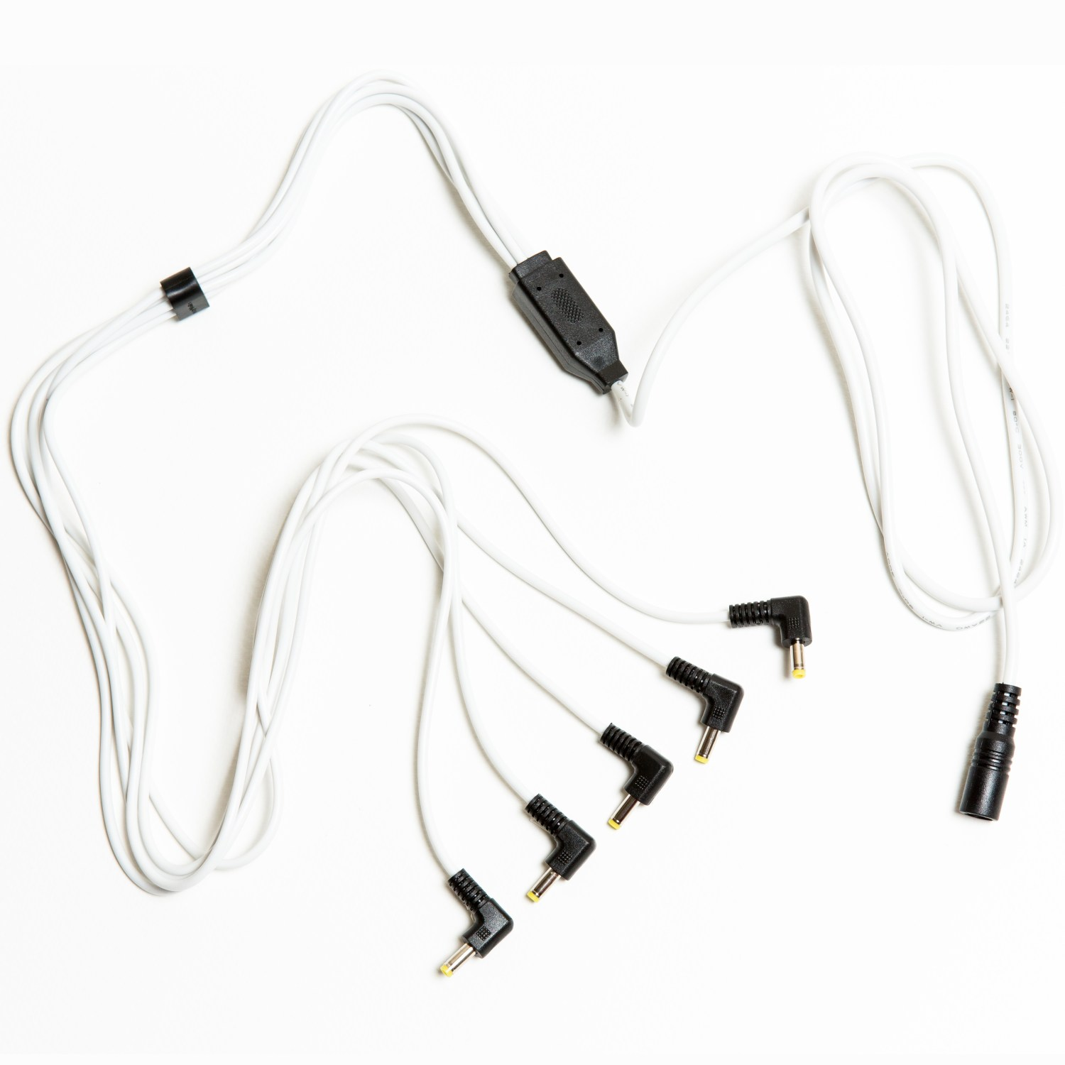 5 Way Power Splitter Cable For Korg Volca By Myvolts 5