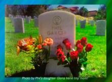 Phil Garcia Headstone