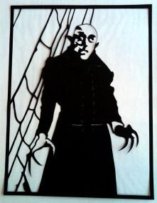 Nosferatu by Valerie Rangel