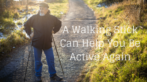 Best walking stick for elderly