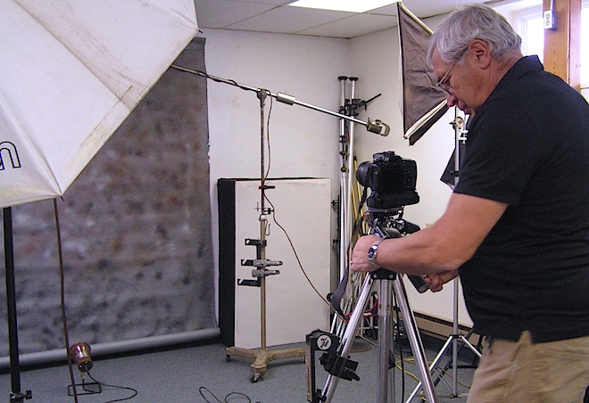 Mywalworthcounty retirement didnt click for local photographer fred loomis owner of loomis photographers in east troy sets up for a portrait shoot loomis opened his photography studio in january and will be offering junglespirit Image collections