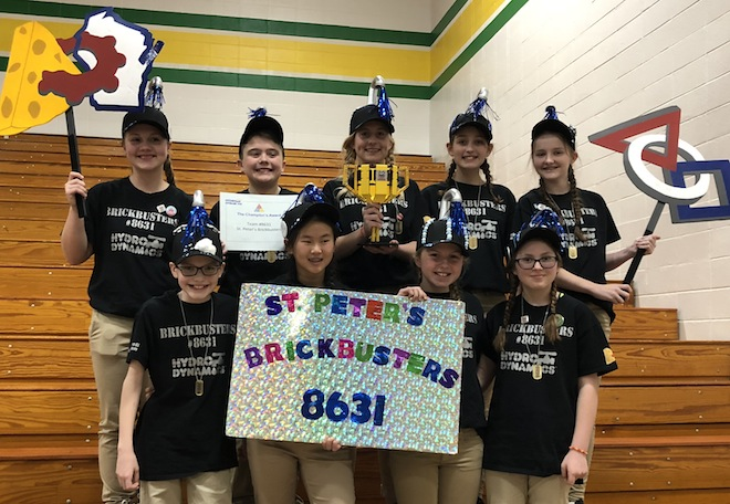 MyWalworthCounty com – Brickbusters bring home state
