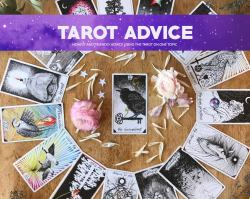 Tarot Reading Advice Etsy
