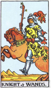 The King of Pentacles Rider Waite Tarot MyWanderingFool