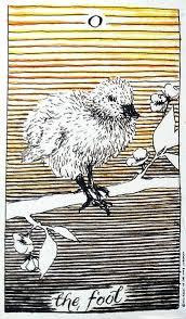The Fool - The Wild Unknown Tarot