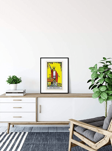 The Magician Tarot Wall Decor