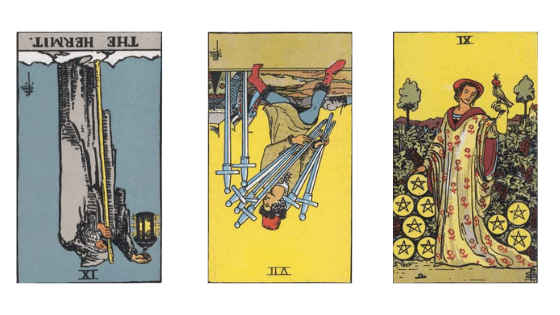 Easy Relationship Tarot Spread