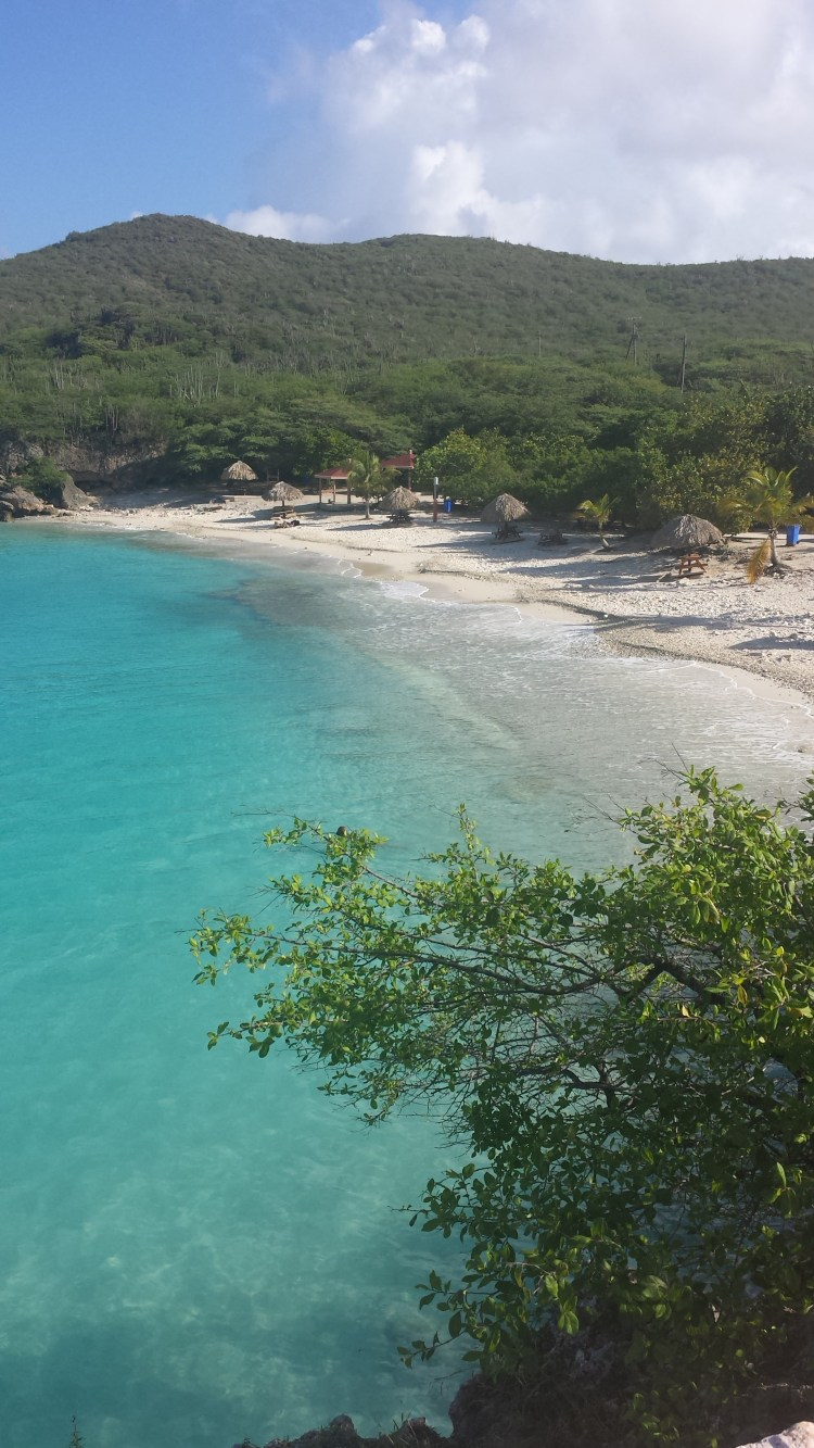 Grote Knip strand Curacao