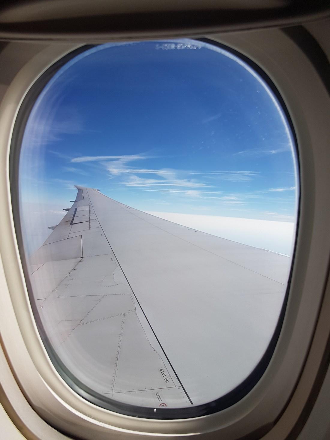 vliegtuigraam