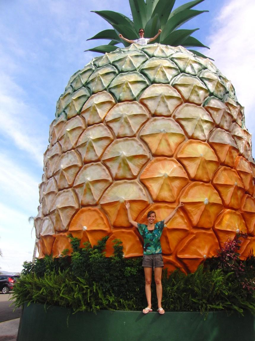 The Big Mango, Bowen Queensland