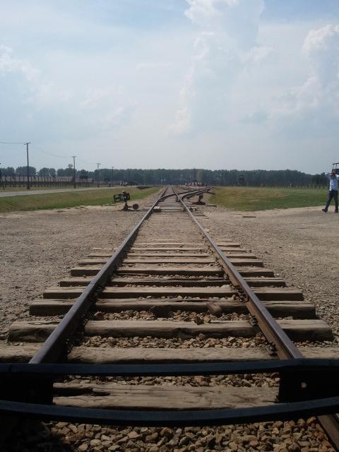 Kamp Birkenau Polen