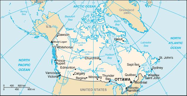 Canada Vancouver Island