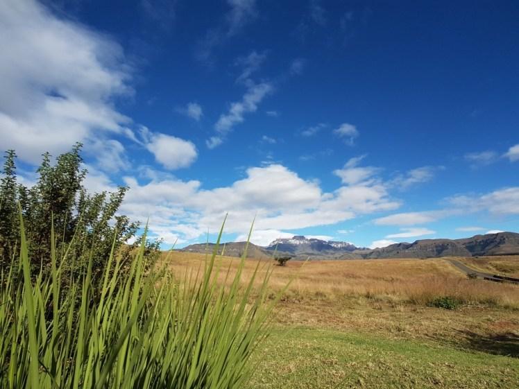 Drakensbergen Zuid Afrika