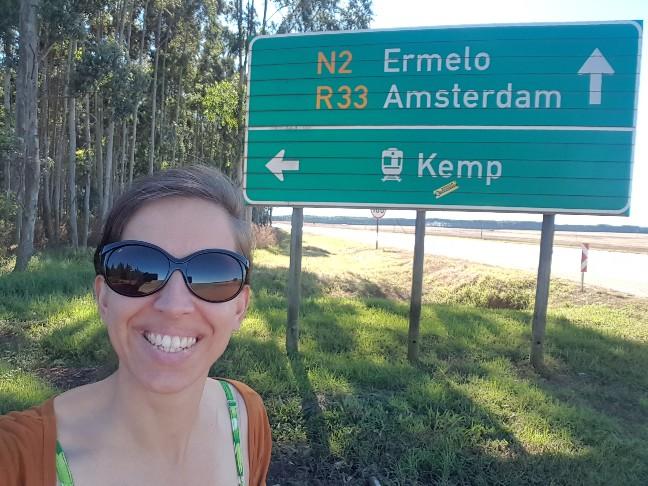 Verkeersborden Zuid Afrika