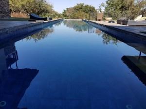 luxe villa zwembad Zuid Afrika