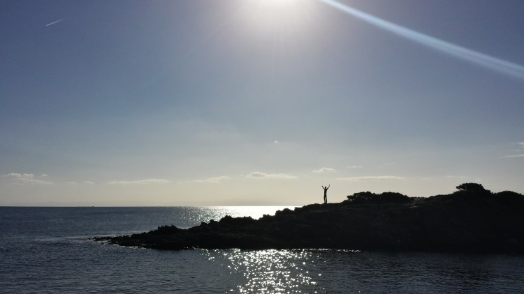 Zonsopkomst Sardinië