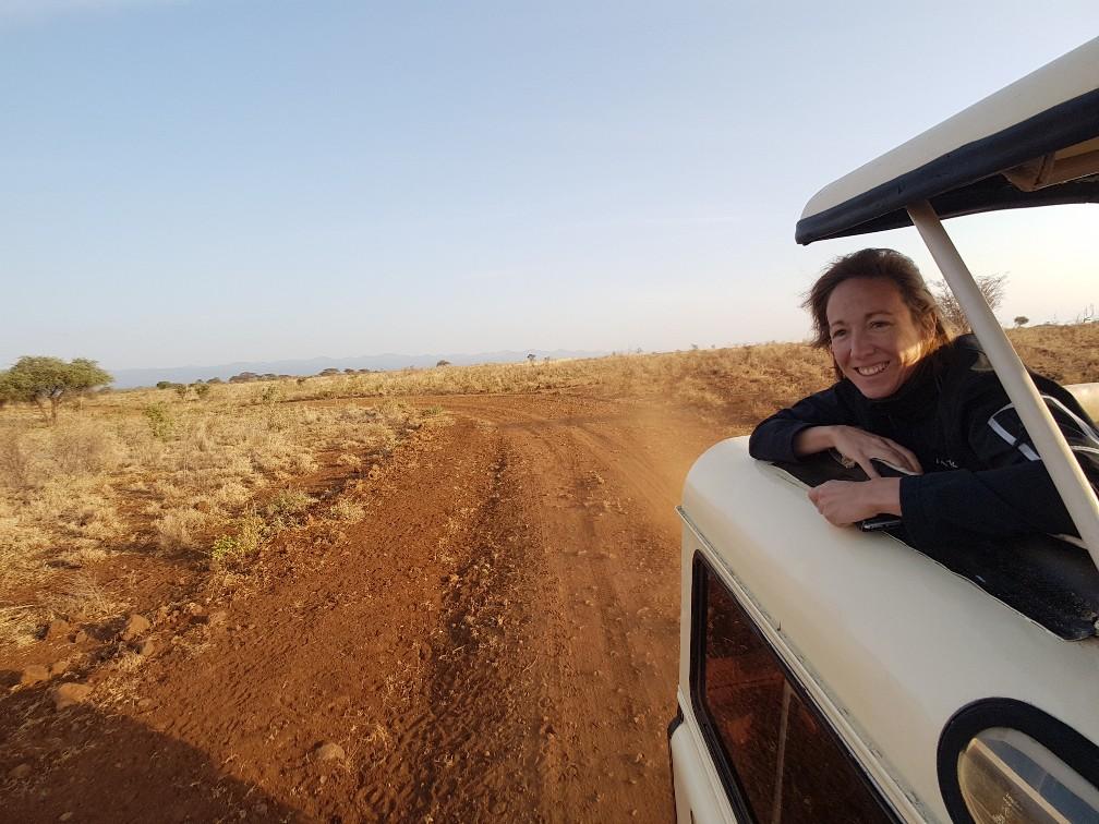 Weekoverzicht #28: interview door Radio 1 en werktrip naar Kenia
