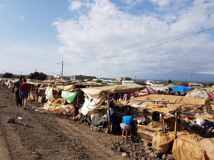 Markt in Kenia