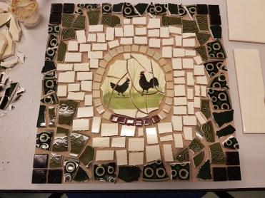 mozaïek maken