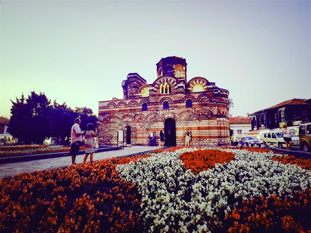 Bulgarije; bezienswaardigheden aan de Zwarte Zee