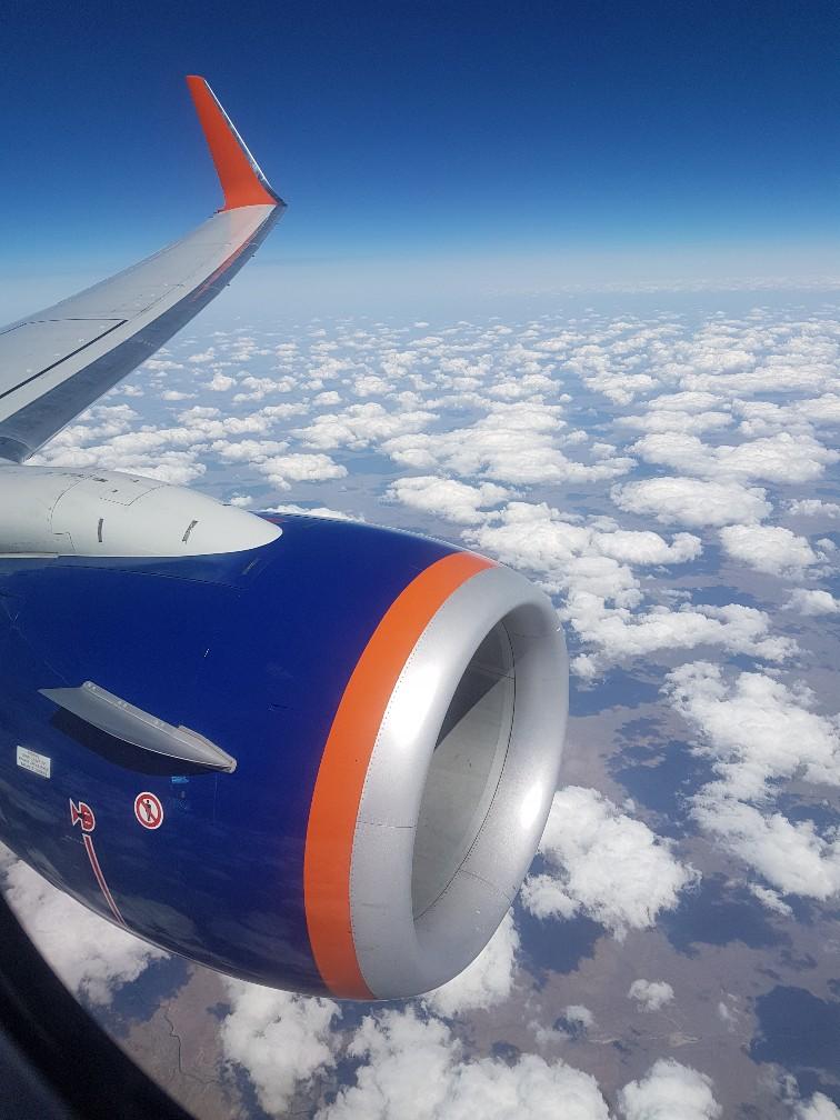 Kazachstan vliegtuig