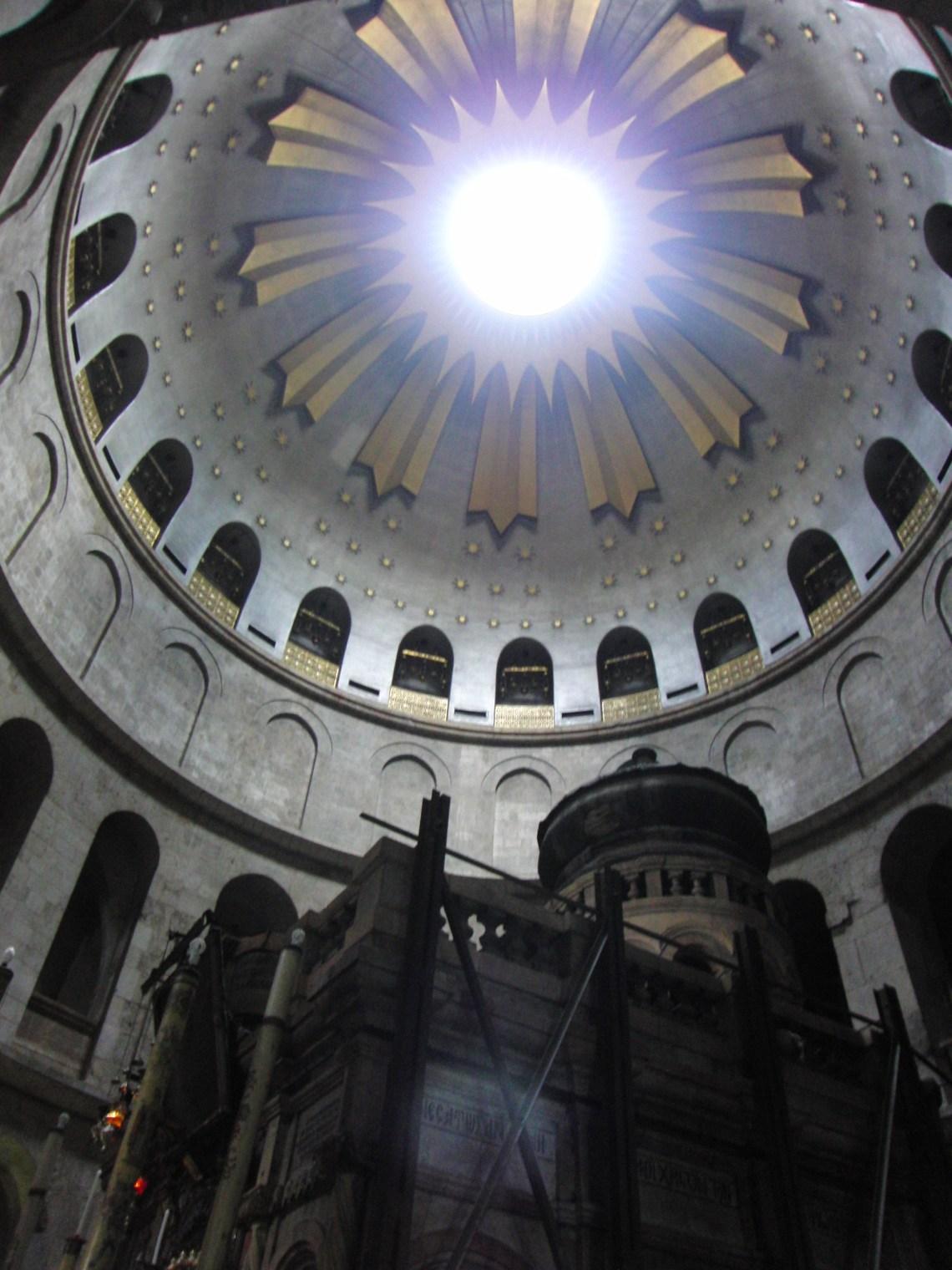 Verrijzeniskerk Jeruzalem