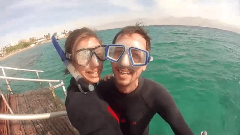Snorkelen Rode Zee Israël