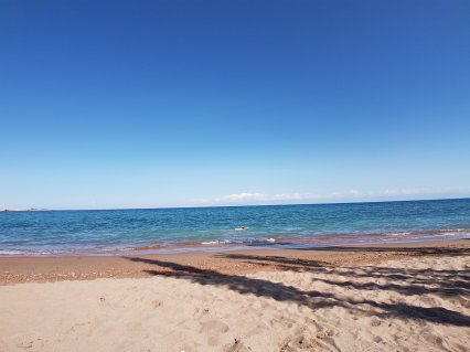 Issyk kul meer Kirgizië