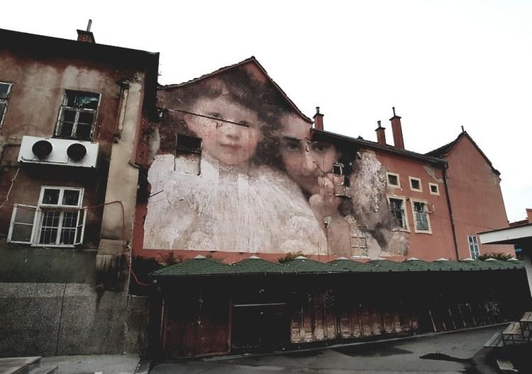 Zagreb streetart