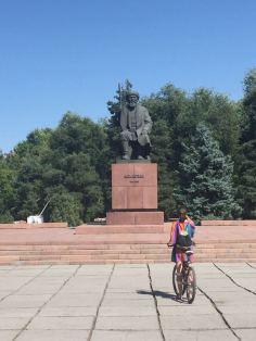 Bishkek Kirgizië