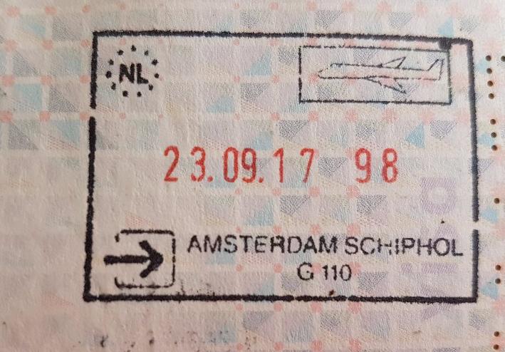 douane stempel
