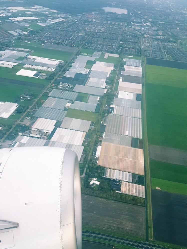 Schiphol vliegtuig kassen