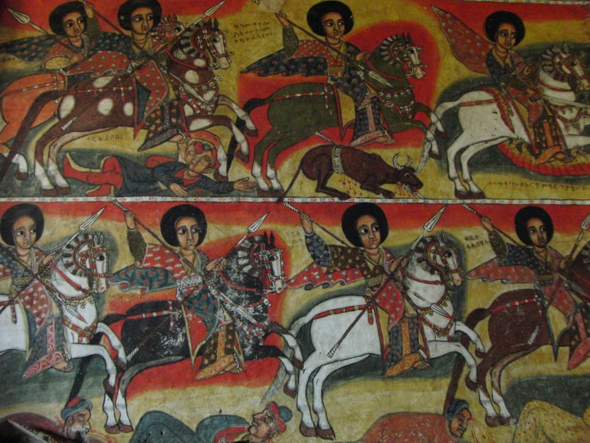 Ethiopië klooster