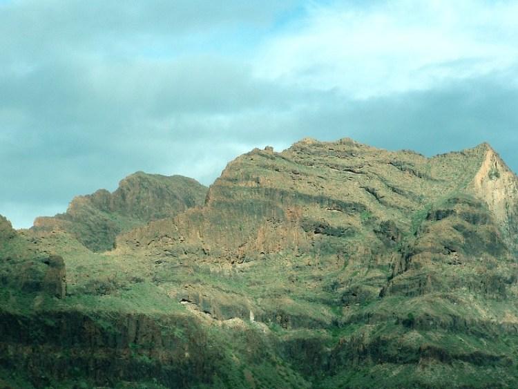 Gran Canaria rotsen