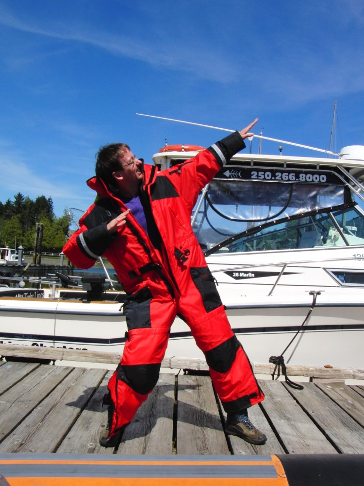 Vancouver Island Canada walvis varen