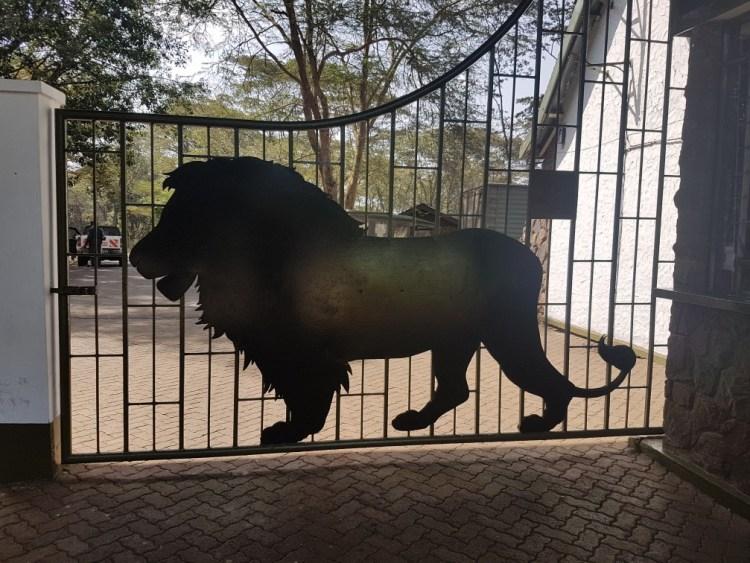 Nairobi National Park Kenia
