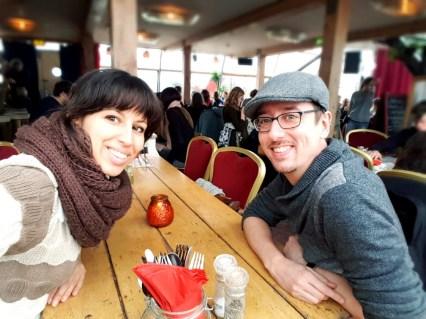 noorderlicht Amsterdam restaurant