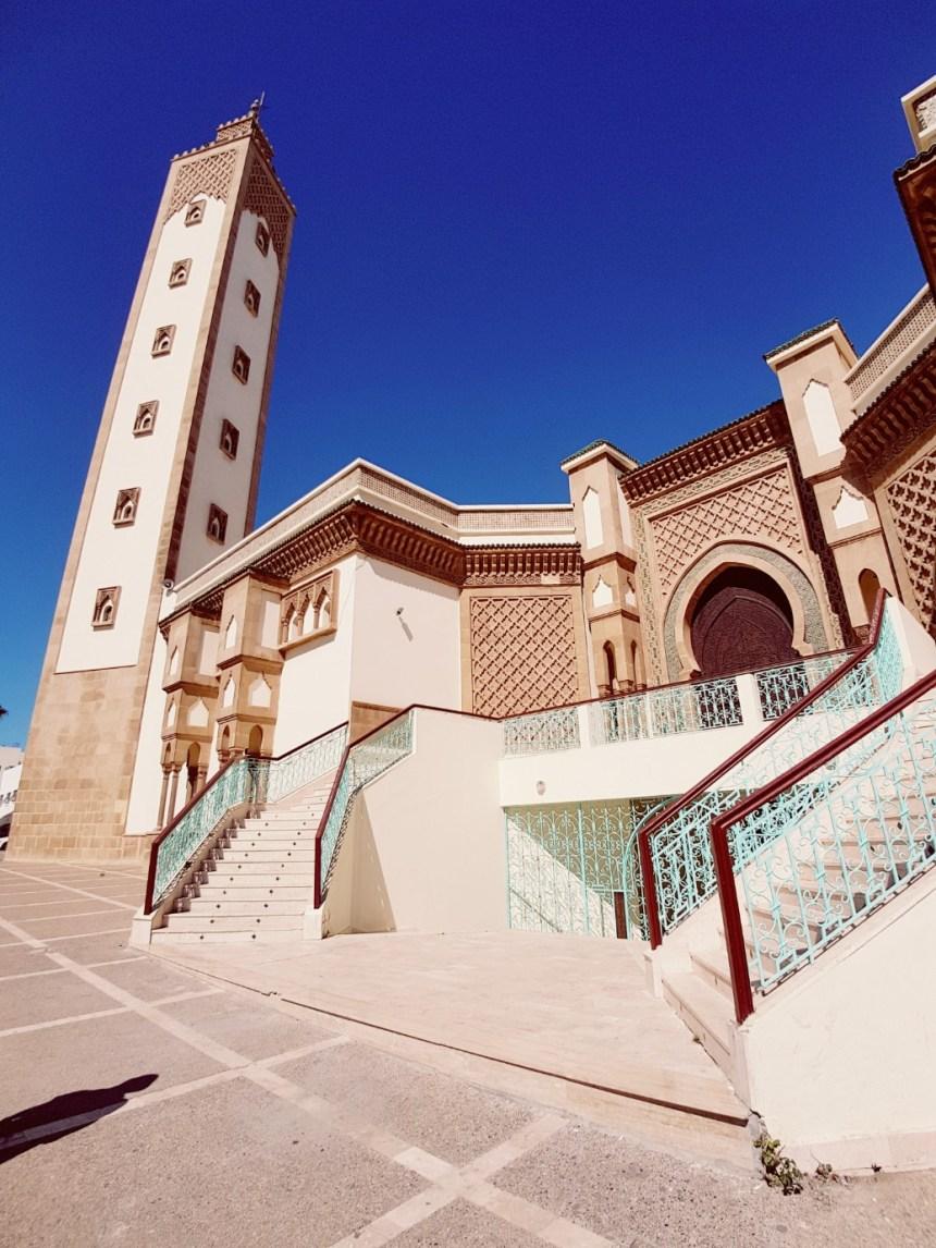 Agadir Marokko Mohammed V moskee