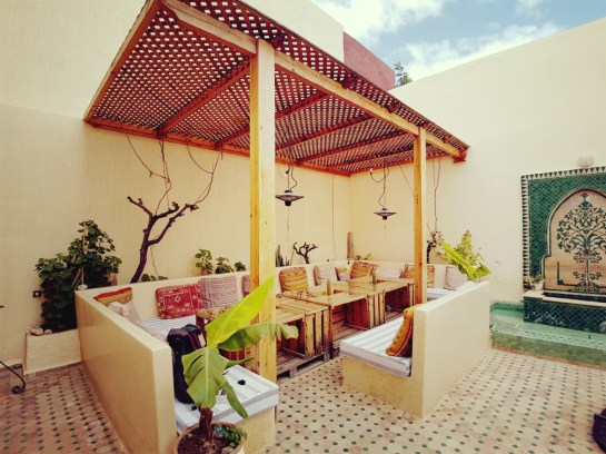 Dfrost Yoga Marokko
