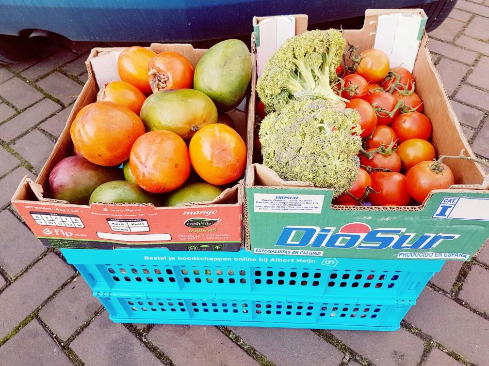Fruit en Veggies verovering