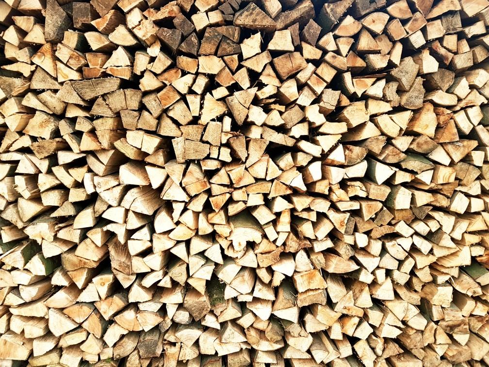 houtstapel