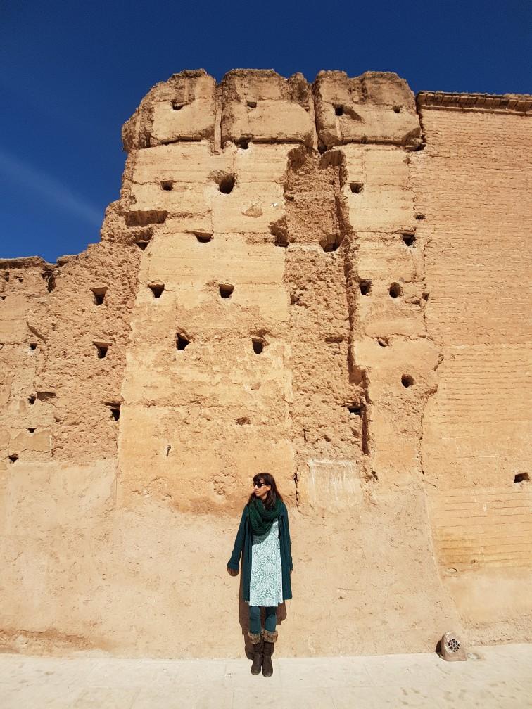 El Badii Palace Marrakesh Marokko
