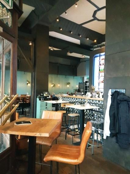 Restaurant de Staat Arnhem