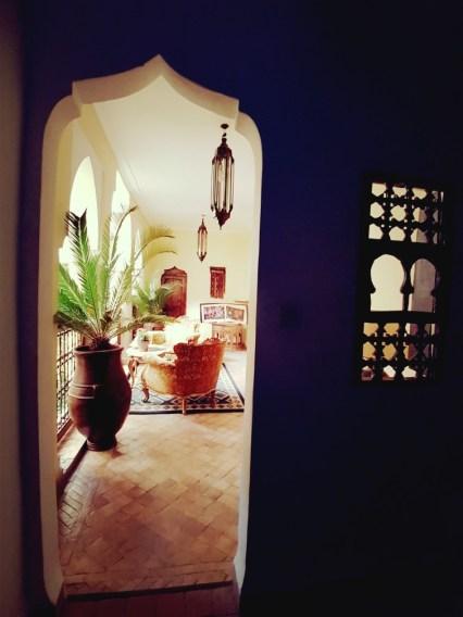 traditioneel Riad el Youssoufi Marrakesh Marokko