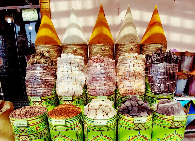 Souk Marrakesh Marokko