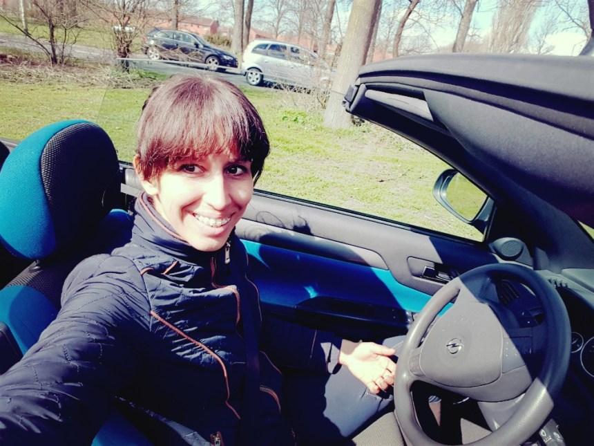 Cabrio in maart