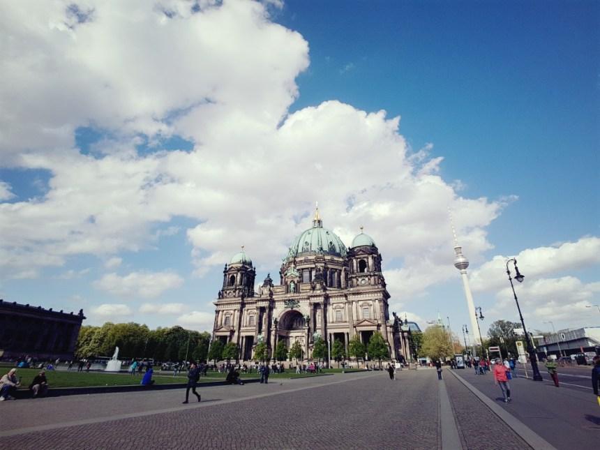 Dom van Berlijn Duitsland