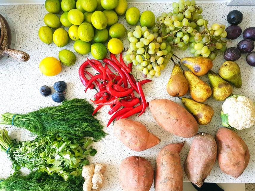 Fruit & Veggies 2
